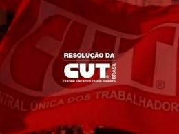 """CUT reforça lutas """"Fora, Bolsonaro"""", em defesa da vida, do emprego e da democracia"""