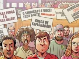 Campanha do MPT ressalta importância de sindicatos na conquista de direitos