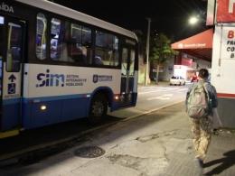 Transporte coletivo em Florianópolis terá mudança de horário em 700 partidas