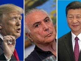 O golpe de Temer e os desastres na política externa