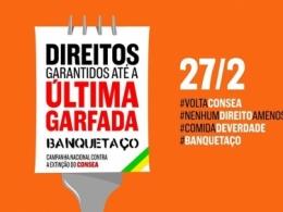 Reação: Movimentos sociais organizam 'banquetaço' para exigir segurança alimentar